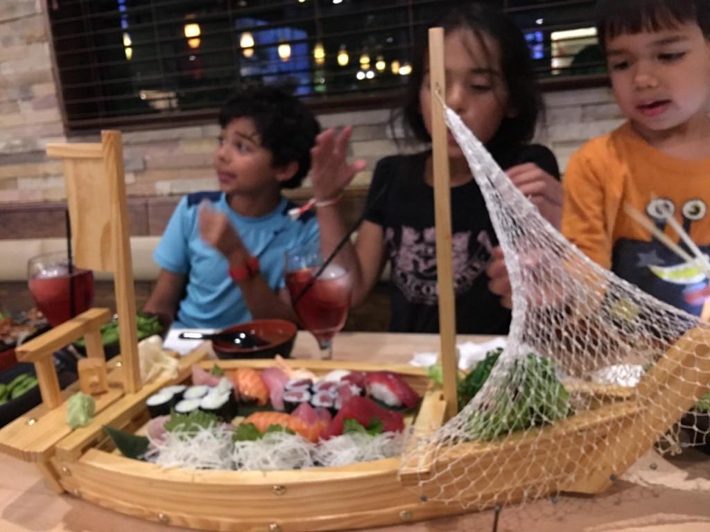 Get A Klu Sushi Boat
