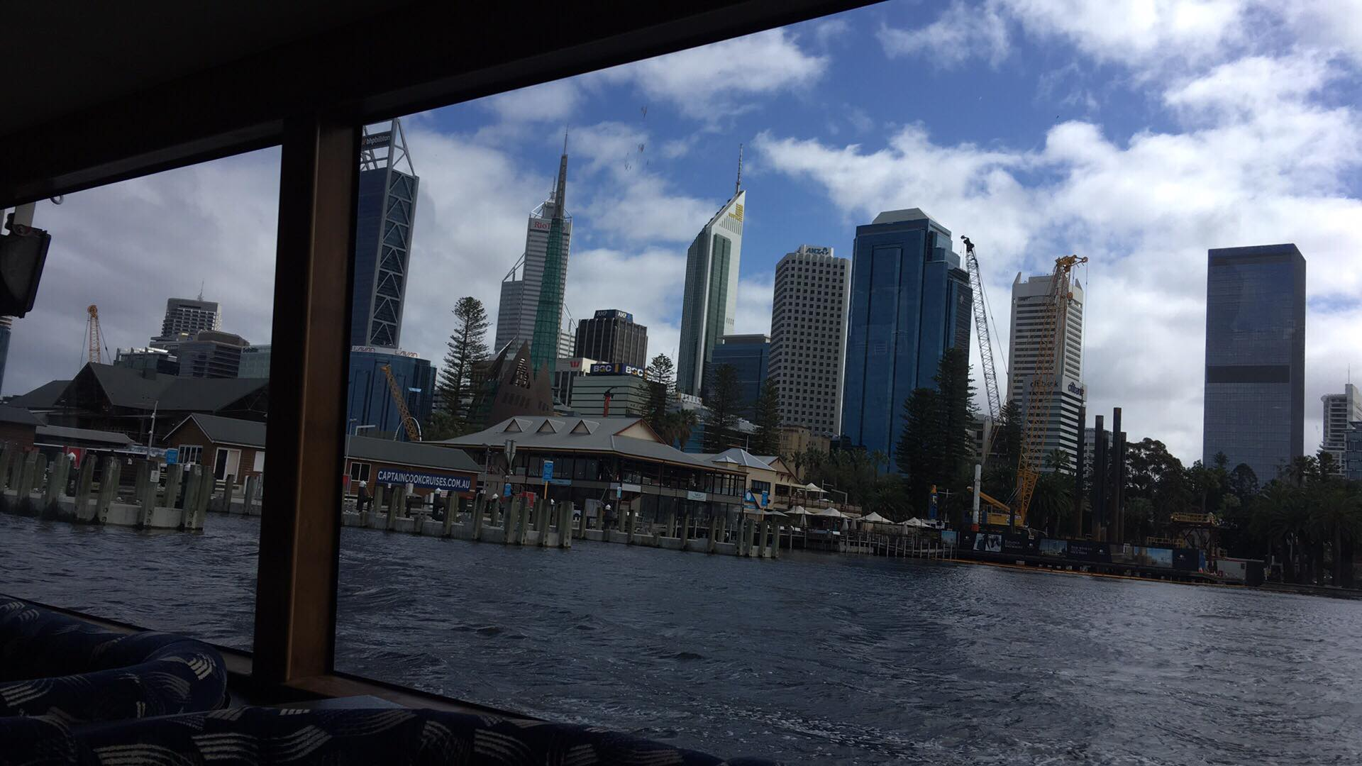 Swan River Valley Perth Wine Cruise