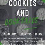 Cookies and Cocktails with Get A Klu