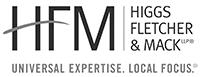 higgs fletcher mack logo