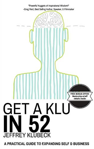 Get A Klu in 52 Book Cover