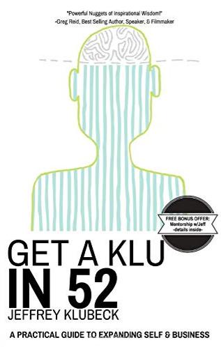 Get A Klu in 52 Book Cover