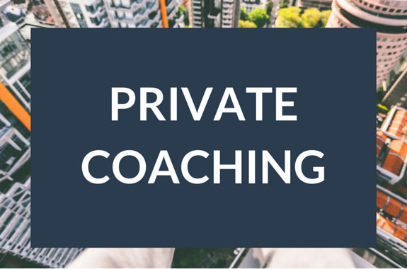 Private Coaching image