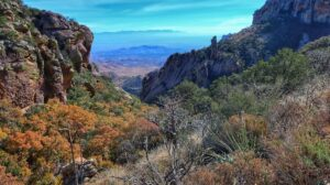 Boot Canyon and boot rock