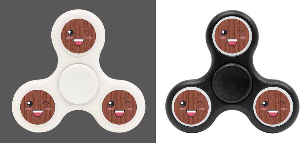 Box Loader Fidget Spinners