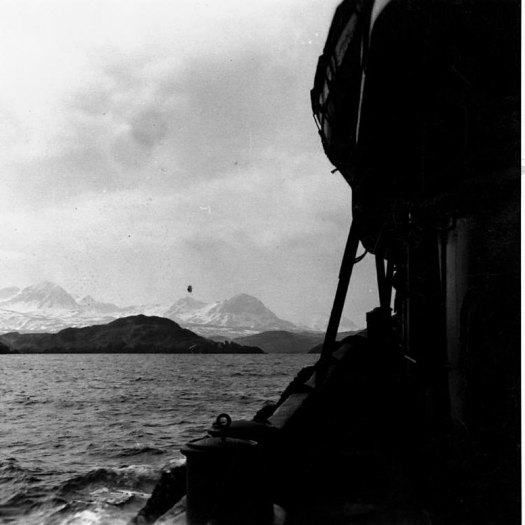 Anti-Shipping Sweeps in Kurile Islands