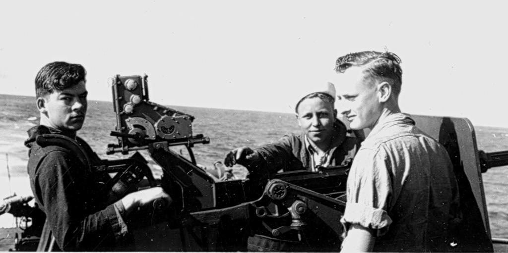 Patrolling for Submarines in New Guinea