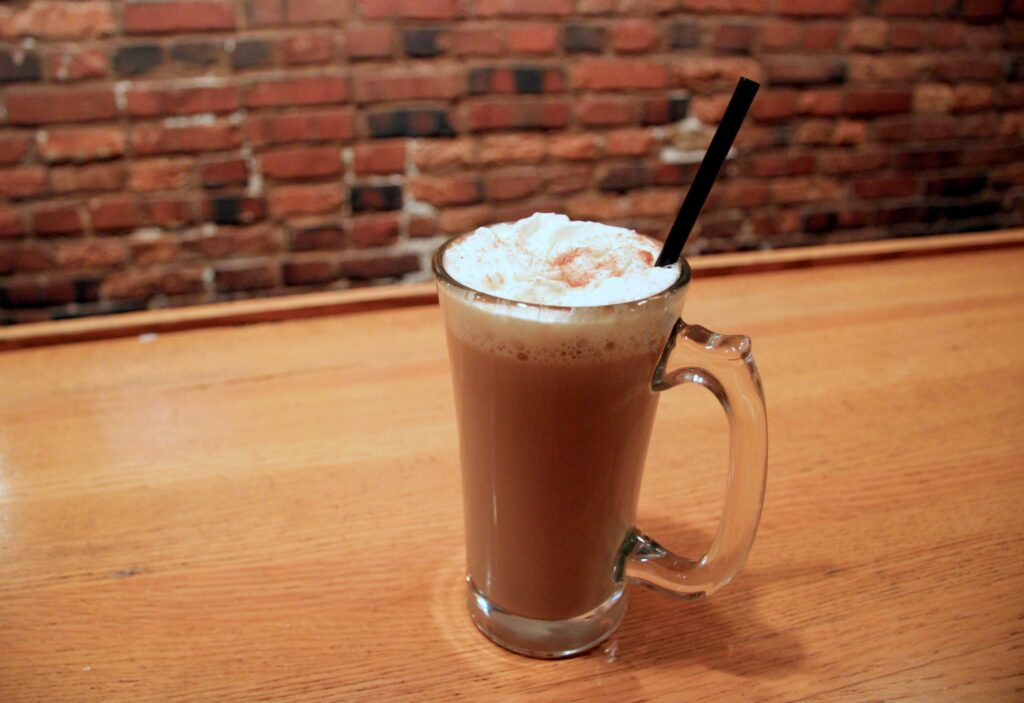 The Nutty Irishman is a fun coffee and alcohol drink!