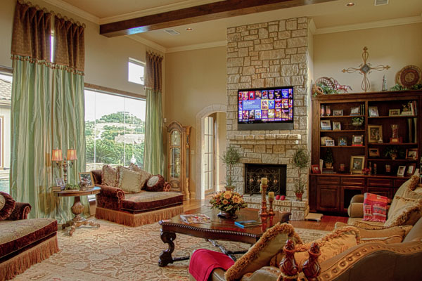 boerne residence home automation tv