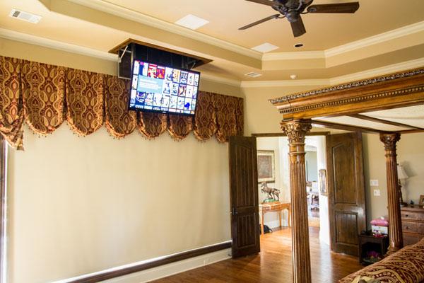 Smart TVs Home Automation