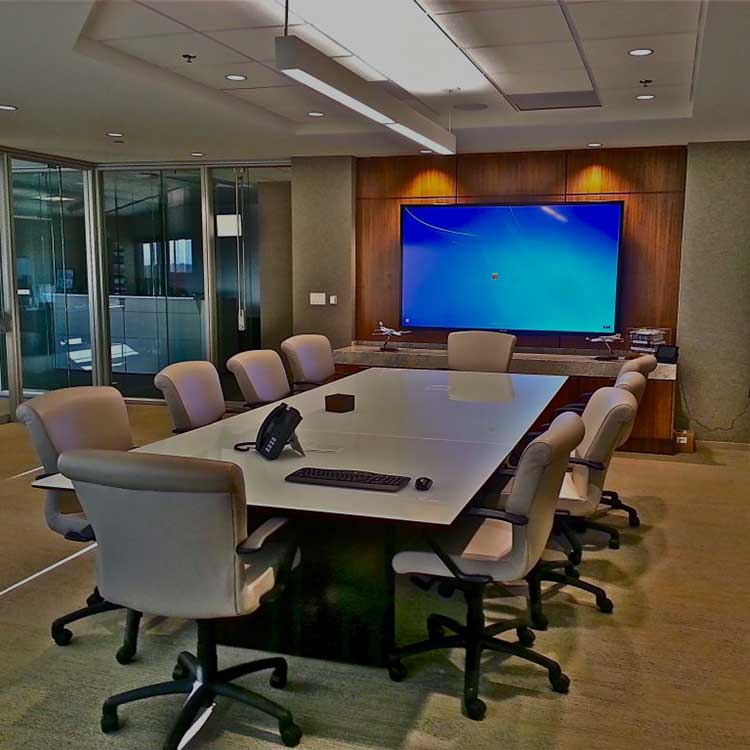business automation boardroom