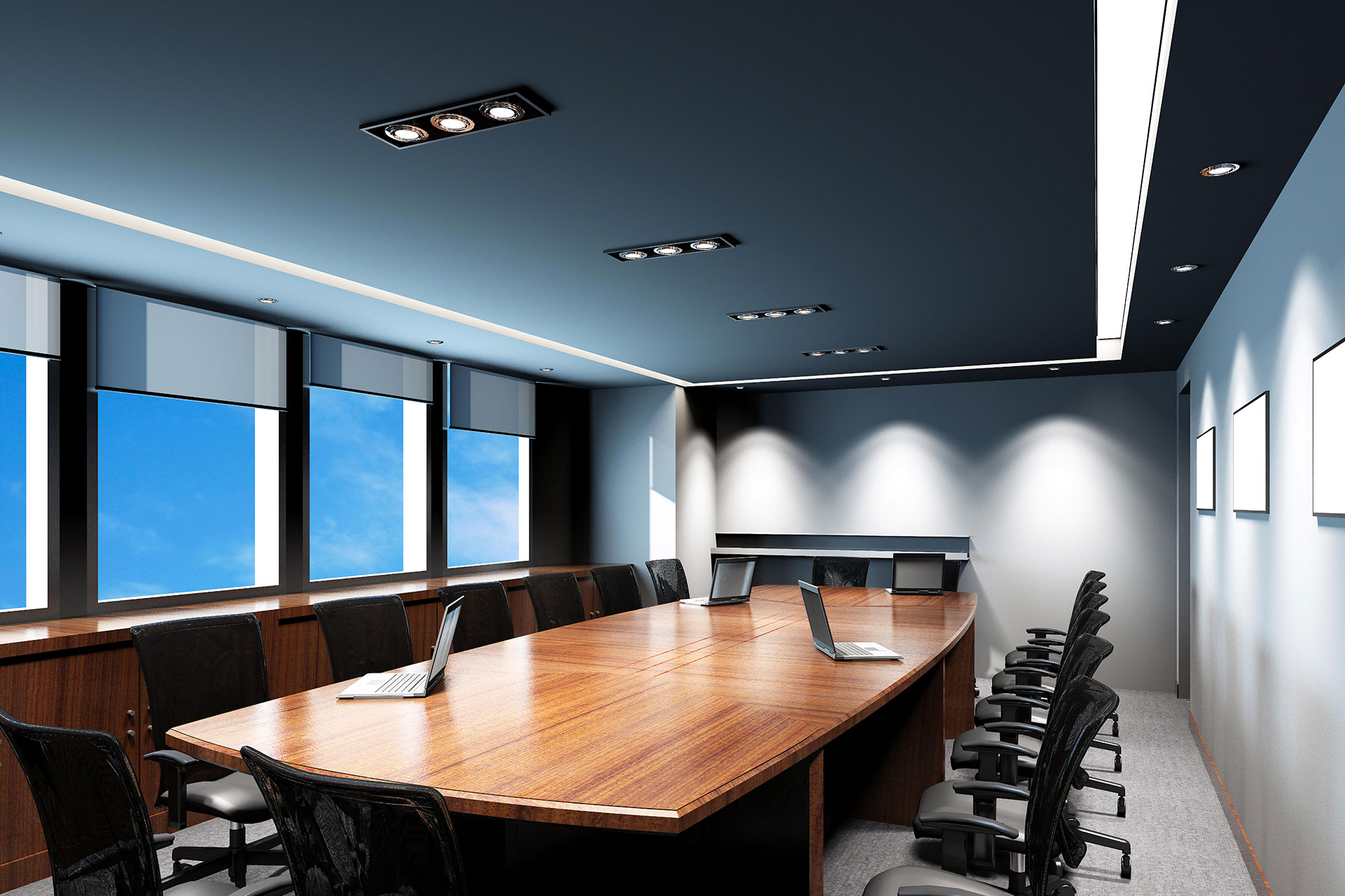 Business Automation Conference Room