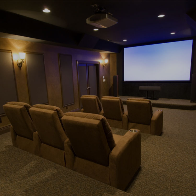 home theater whole home automation