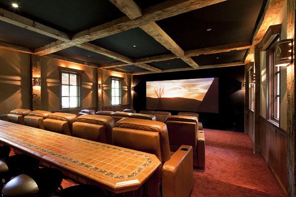 miller home theater lighting