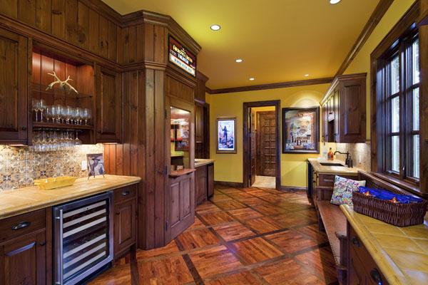 miller home theater smart kitchen