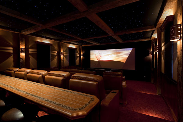 miller home theater seating