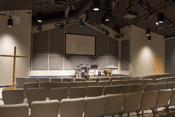 FUMC Business Automation Lighting Design