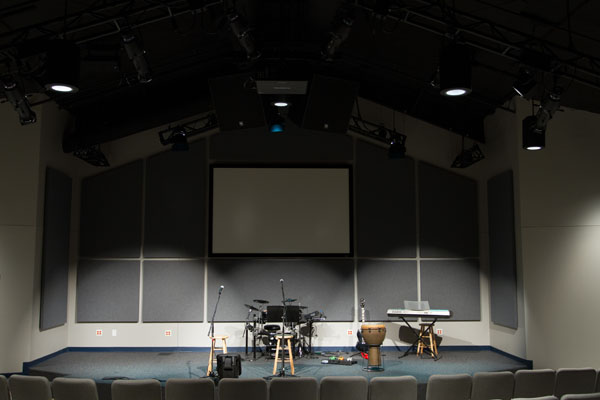 FUMC Business Automation Lighting