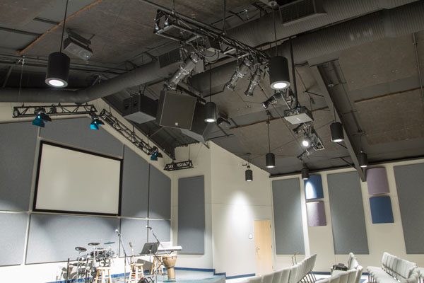 FUMC Audio Visual Technology