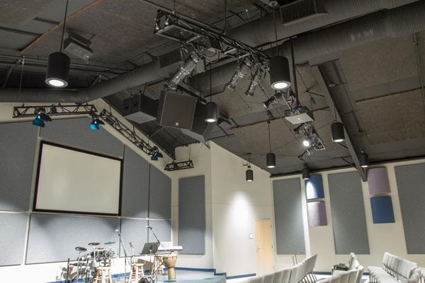FUMC Audio Visual Technology