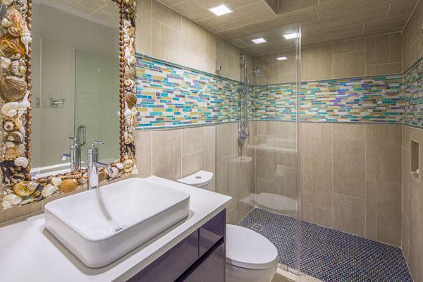 clines landing smart home shower