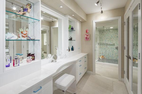 clines landing smart home bathroom lights