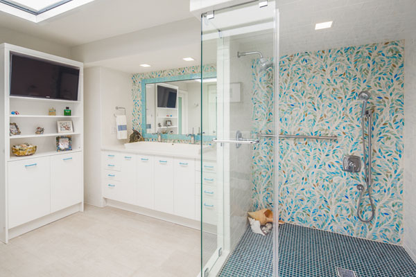 clines landing smart home bathroom design