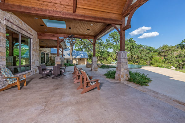 dodge road home automation outdoor living