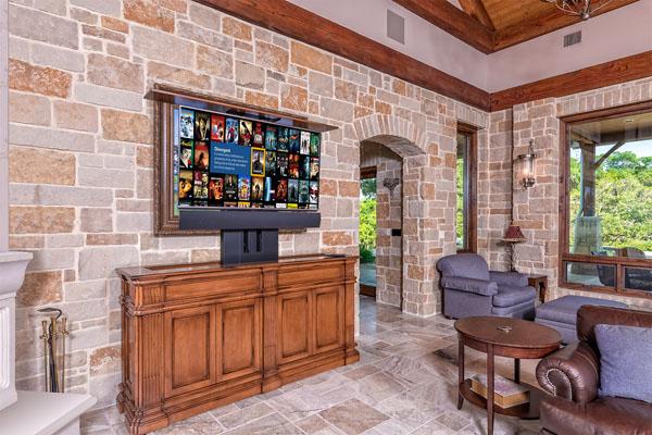 smart home technology tv