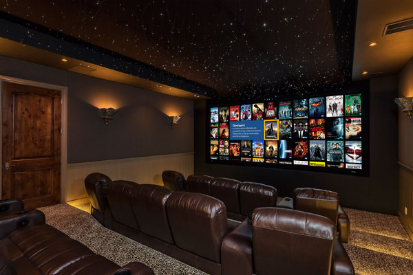 home automation dodge road home theater