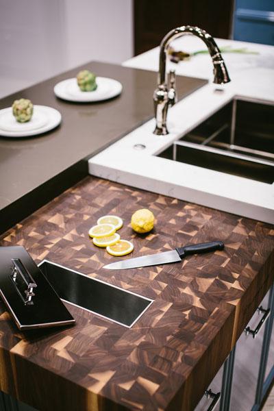smart home automation kitchen sink
