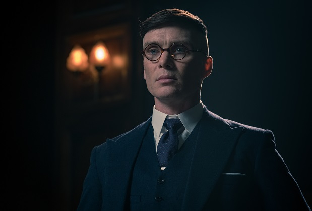 Cillian Murphy como Tommy Shelby
