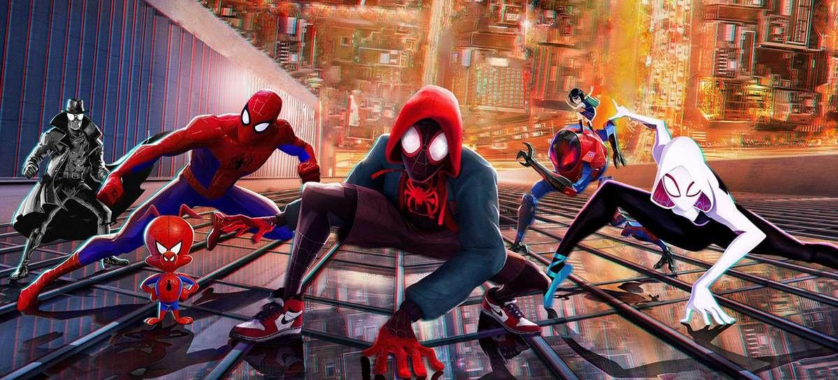 Spider-Man Into the Spider-Verse 3