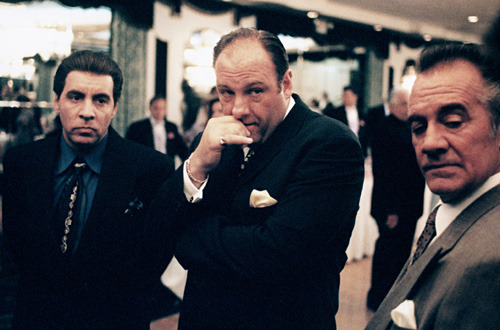 The Sopranos Season 1 2