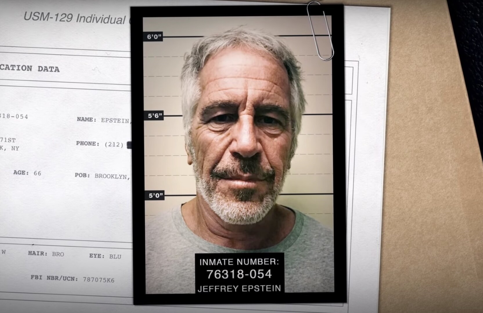 Jeffrey Epstein Filthy Rich 3