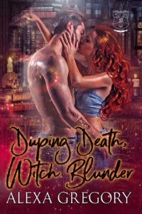 Book Cover: Duping Death, Witch Blunder