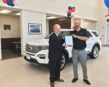Angela Krause Ford Is Approved as a Safe America Driving School!!