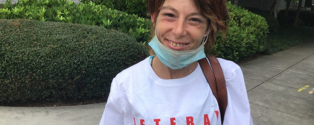 Meet Stacey Gregory – 'Homeless Mom'