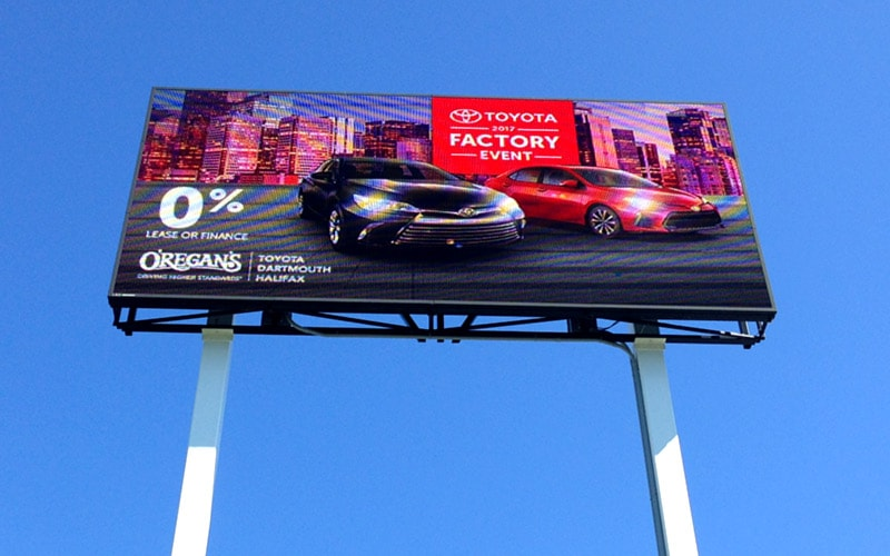 LED Billboard - Outdoor