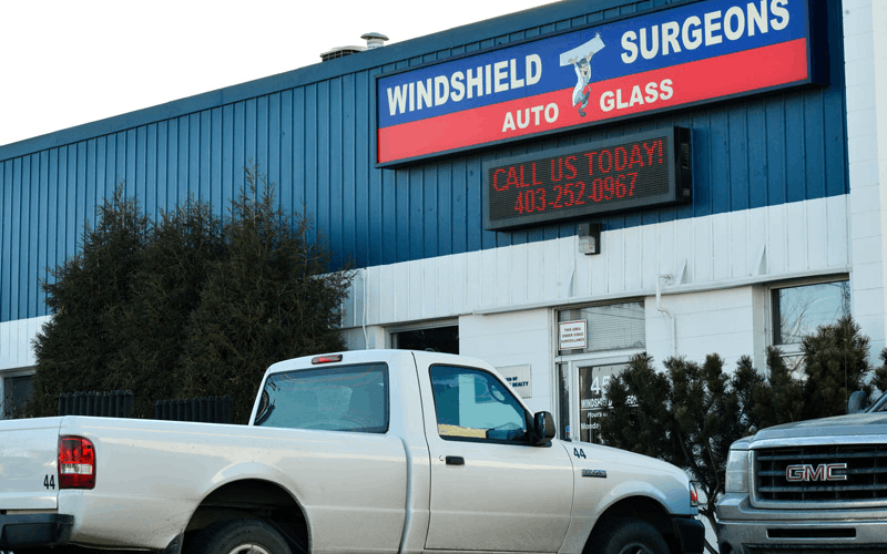 WINDSHIELD SURGEONS - Calgary, AB