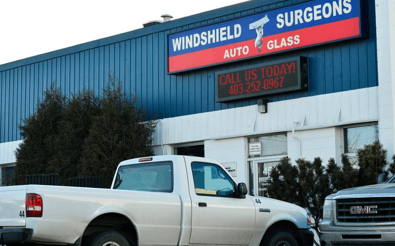 WINDSHIELD SURGEONS - Calgary, AB