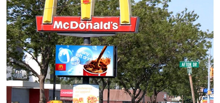 Electronic Signs - LED Billboards