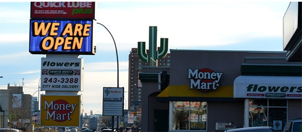 Outdoor Advertising with LED Billboards