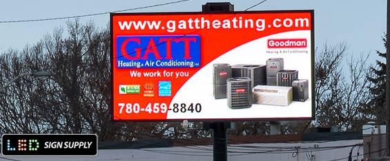 Creative Outdoor Billboard Advertising