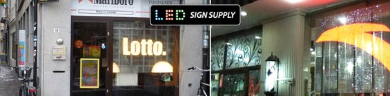LED Electronic Signs for the Office