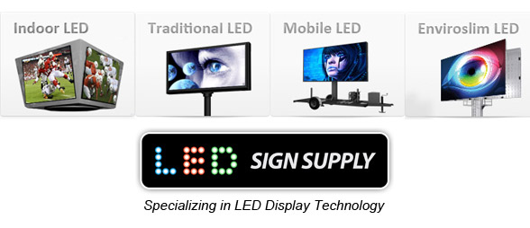 Different Types of LED Billboards