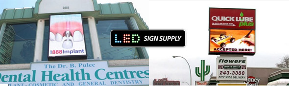 Business or Church need an LED message board