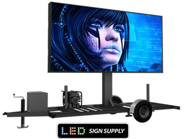 LED Mobile Billboards