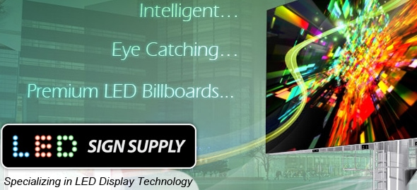 Enviroslim LED Billboard