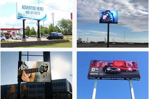 Mobile Advertising Next to Large City Events